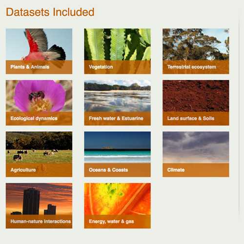 Tern Data Discovery Portal