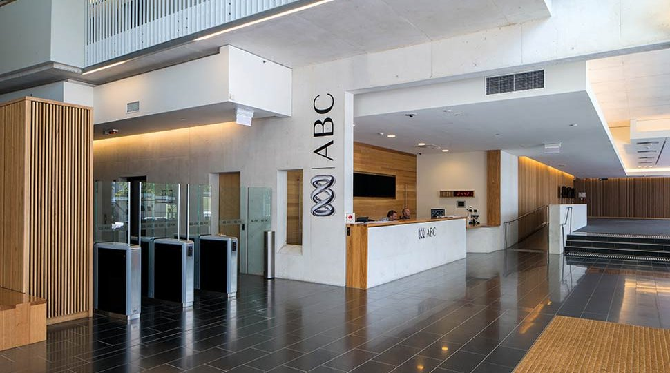 Abc Brisbane foyer